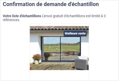 Etape 5 : capture site web Luminis Films