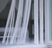store californien toile : vertical string