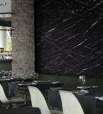 Revêtement adhésif marbre noir mat