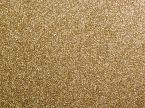 Adhésif décoratif pailleté doré. Luminis-Films