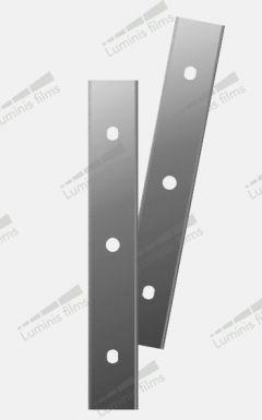 LAM15  25 lames grattoirs compatibles avec le GRA 15. Luminis-Films