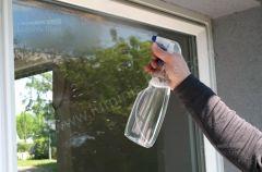VO122  Pulvérisateur 1/2 litre (vide) pour la solution de mélange eau et savon. Luminis-Films