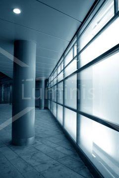 Film dépoli blanc et sécurité  SECUR 330i. Luminis-Films