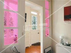 Film décoratif de couleur rose  60366. Luminis-Films