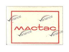 Maroufle en feutrine : MACTAC Felt Squeegee pour matériel délicat