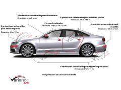 Kit complet de protection de carrosserie (4/5 portes)