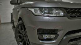 Film covering gris mat 2D. Variance-auto