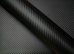 Film covering carbone noir 2D. Variance Auto
