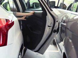Film de protection de carrosserie incolore. Variance-auto