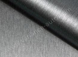 Vinyl covering gris brossé. Variance Auto