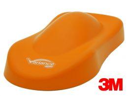Film covering 3M 2080 effet mat orange. Variance Auto