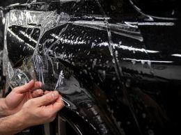 Film de protection de carrosserie premium brillant. Variance Auto