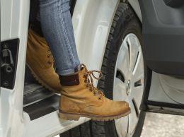 Film de protection de carrosserie seuil de porte. Variance Auto