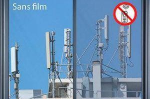 film anti-ondes. Luminis Films