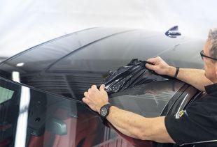 Comment poser un covering auto ? . Variance Auto