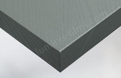 Adhésif imitation bois gris-bleu. Luminis-Films