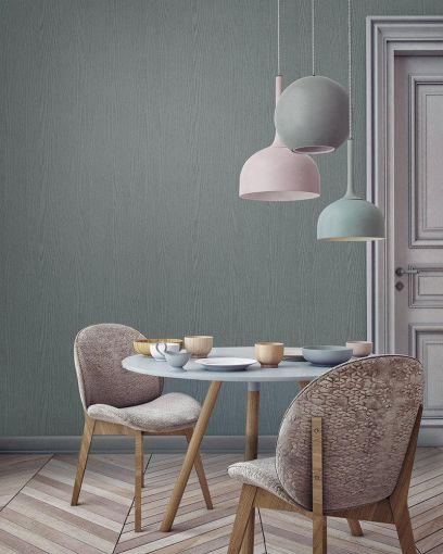 Adhésif imitation bois gris-bleu