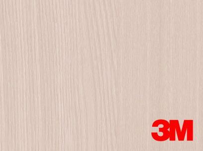 Revêtement décoratif DI-NOC 3M effet bois clair veinage fin. Luminis-Films