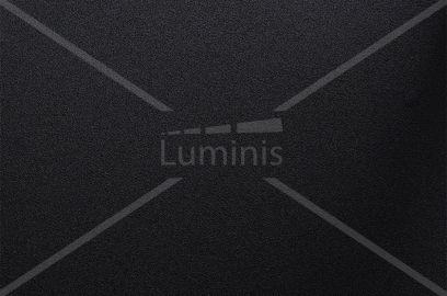 Revêtement décoratif noir mat. Luminis-Films