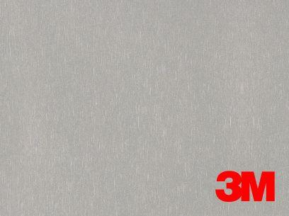 Revêtement décoratif DI-NOC 3M effet inox brossé. Luminis-Films
