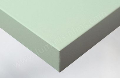 Adhésif couleur vert d'eau mat. Luminis-Films