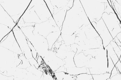 Rouleau adhésif marbre blanc mat contrasté. Luminis-Films