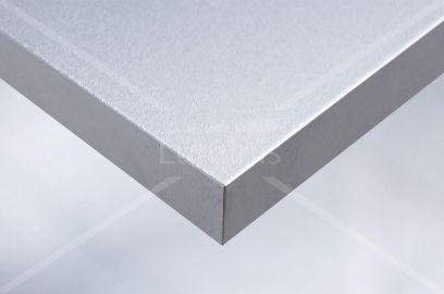Film adhésif effet aluminium brossé. Luminis-Films