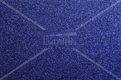 Revêtement décoratif pailleté bleu. Luminis-Films