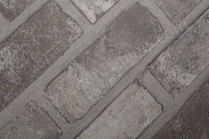 Revêtement adhésif briques grises. Luminis-Films