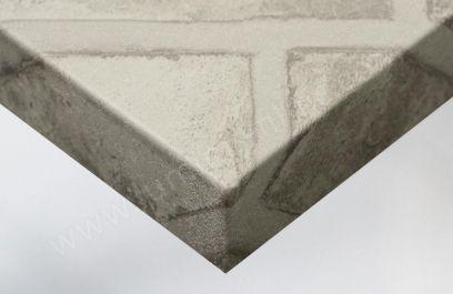 Revêtement mural effet briques claires. Luminis-Films
