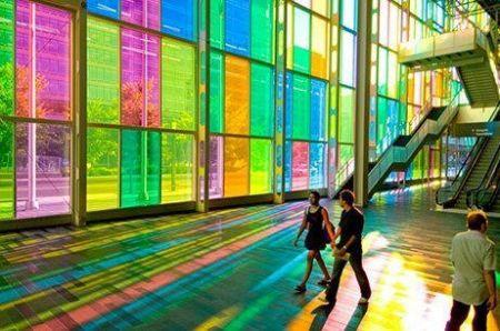 film couleur. Luminis-Films