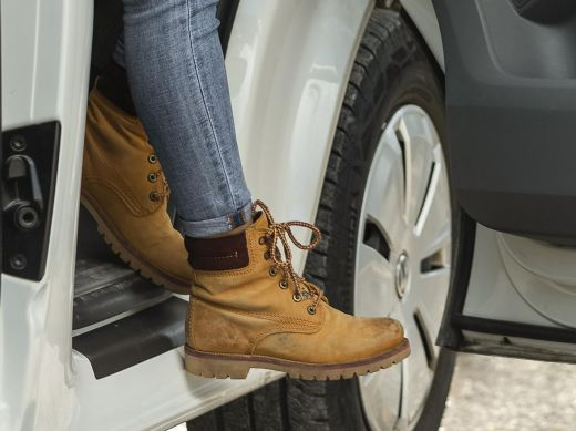 Film de protection de carrosserie seuil de porte. Variance-auto