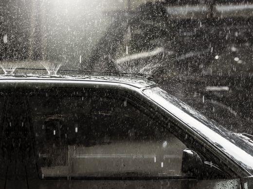 Film de protection de carrosserie toit noir. Variance-auto