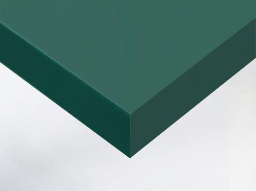 Adhésif décoratif bleu canard mat