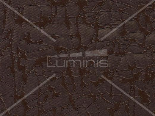 Revêtement déco effet tissu craquelé bronze