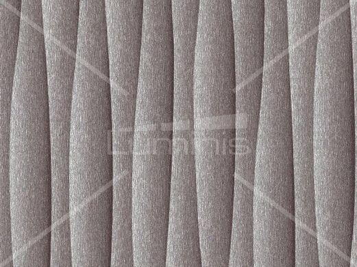 Papier adhésif tramé marron argenté