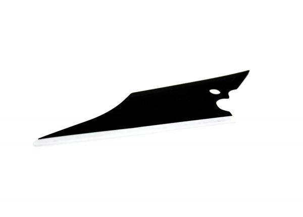 VO115 - Conquistador : raclette polyvalente pour maroufler et passer derrière les joints. Luminis Films
