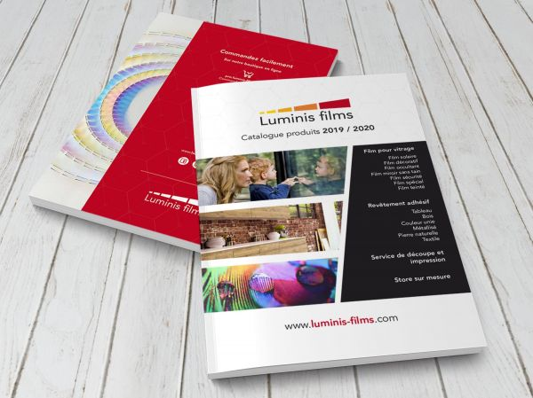 Catalogue produit 2019 2020. Luminis Films