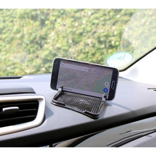Tapis antidérapant pour smartphone. Variance Auto