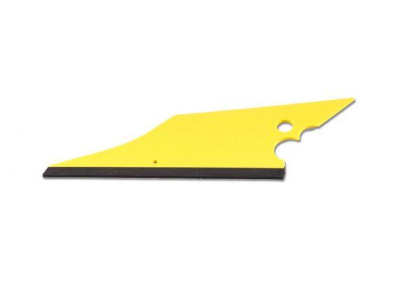 Conquistador : raclette polyvalente pour maroufler et passer derrière les joints. Variance Auto