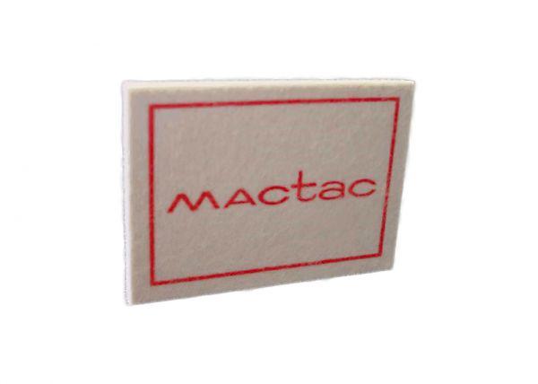 Maroufle en feutrine : MACTAC Felt Squeegee pour matériel délicat. Variance Auto