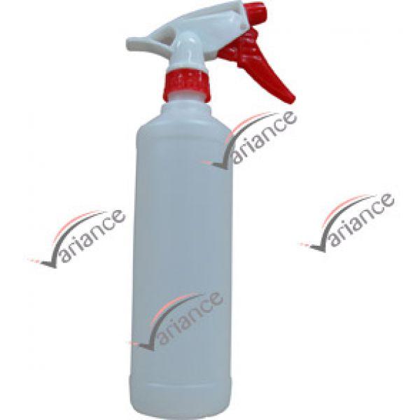 Pulvérisateur 1/2 litre (vide) pour la solution de mélange eau / savon. Variance Auto
