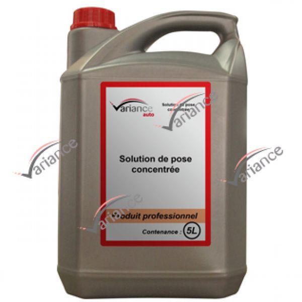 Solution savonneuse de 5 litres pour pose à diluer. Variance-Auto