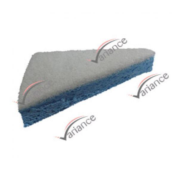 Eponge de nettoyage pour atteindre les angles. Variance-Auto