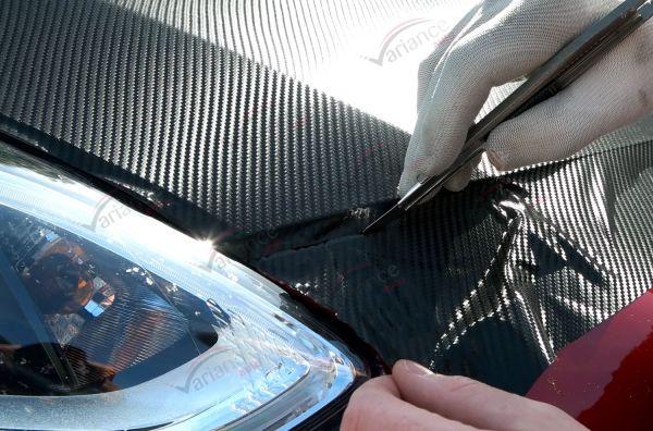 Cutter spécial pour covering. Variance Auto