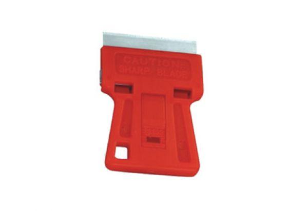 Grattoir à vitres type Mini Scraper pour retirer toutes les impuretées. Variance Auto