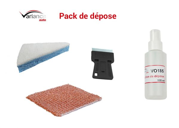 Pack de dépose. Luminis Films