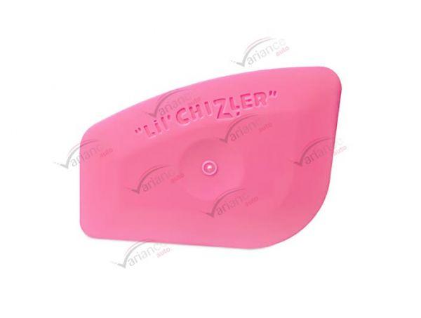 Raclette Chizler Rose : pour écraser les petites poussières. Variance Auto