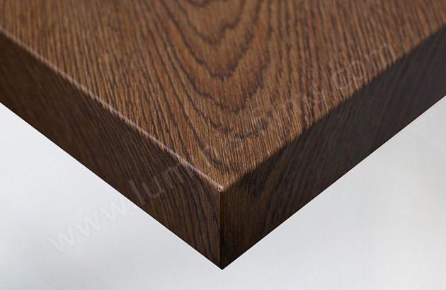 Revêtement adhésif chêne brun structuré. Luminis Films