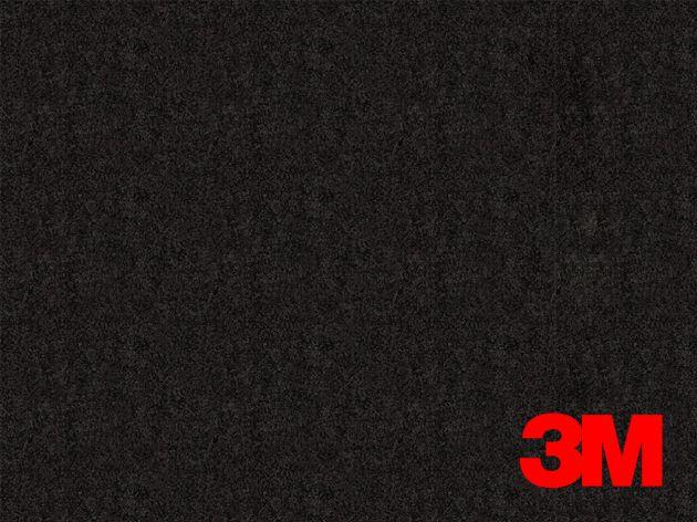 Revêtement décoratif DI-NOC 3M effet béton noir. Luminis Films